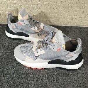Adidas Nite Jogger Size 9.5 Mens Multi Solid
